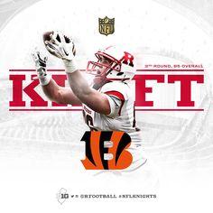 NFL Draft 2015 on Behance