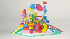 MTV/ MTV TOP 20 by Pes Motion Studio, via Behance