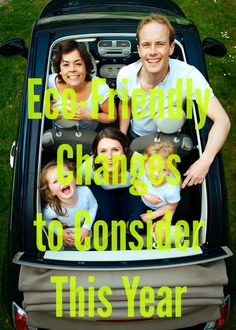 Eco-Friendly Changes to Consider This Year