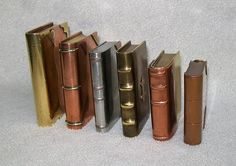 Book-style lighters.
