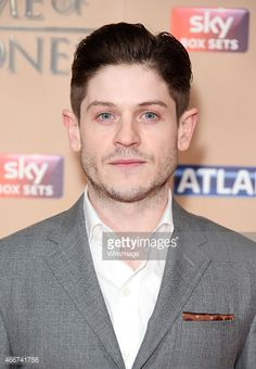 Iwan Rheon attends the World premiere of Game of Thrones: Season 5 at the Tower of London on March 2015 in London, England. Most Beautiful People, Beautiful Eyes, Iwan Rheon Misfits, Game Of Thrones News, Tower Of London, Best Actor, Man Crush, Celebrity Crush, Seasons
