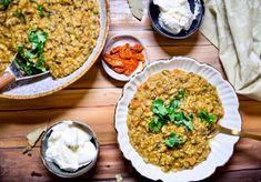 Masala Khichdi, One Pot, Spices, Green, Spice