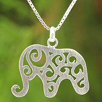 Elephant Arabesque from @NOVICA, They help #artisans succeed worldwide.