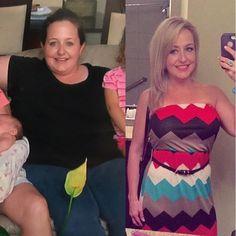Sie verlor 65 Kilogramm - mit einem einfachen Trick beim Einkaufen!
