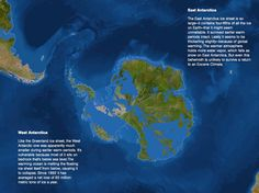 World with all ice melted, National Geo
