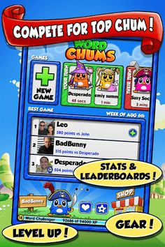 """Find out why people are saying """"Once you play it, you can't go back to your old word game.""""  ★★★★★ 4.9 Stars Rating! ◆◆◆◆◆   """"This game takes it to another level with fun graphics and sounds, a built in dictionary, team mode, 3-4 player mode…"""" ◆◆◆◆◆   """"I really love this game. A great game for the whole family and your friends.. It keeps you thinking. It's a challenge. Try it, you'll love it.""""   ◆◆◆◆◆   """"Way better than other word games! I am hooked!"""" ◆ INTRODUCING TH..."""
