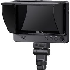 Sony Has a New Full HD 5-Inch CLM-FHD5 Monitor With S-Log2 Support