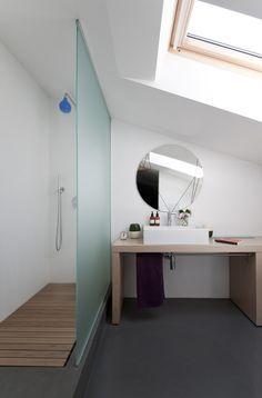 bagno : Bagno minimalista di studioWOK