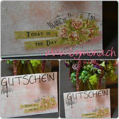 #geschenk #gutschein #papier #wünschen #schenken #überraschen #handmade #homemade #bunt #unikat #einzigartig