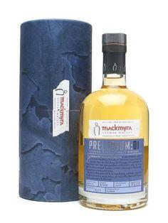 Mackmyra single swedish - Preludium:01. The first Mackmyra bottling ever! Bottled and sold 2006.