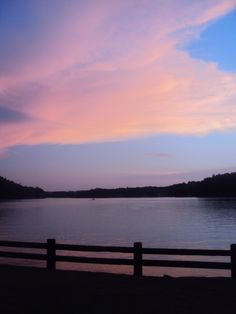 Lake Keowee. this is a beautiful pic