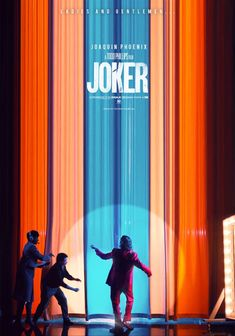 Joker a film by Todd Phillips Poster Federico Mauro