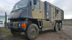 mowag bucher duro 6x6 rv camper motorhome ex army military expedition vehicle in Cars, Motorcycles & Vehicles, Other Vehicles, Military Vehicles   eBay
