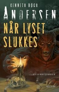 8 stars out of 10 for Når lyset slukkes by Kenneth Bøgh Andersen #boganmeldelse #bookreview #bookstagram #booknerd #bookworm #books #bookish #booklove #bookeater #bogsnak Read more reviews at http://www.bookeater.dk