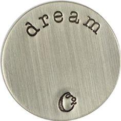 MEDIUM SILVER DREAM / SILVER PLATES | ORIGAMI OWL CUSTOM JEWELRY | STAMPED PLATE