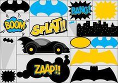 Batman Cute Clip Art.
