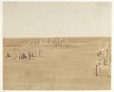 Luigi Pesce   Veduta generale di Persepolis presa dalla Montagna   The Met
