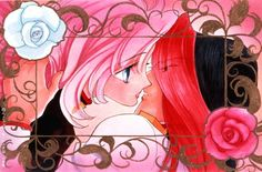 Utena and Touga