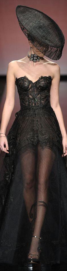 Gattinoni Haute Couture www.puddycatshoes.com