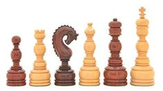 The Luxury Handcrafted Tower Series Chess Pieces in Bud Rose  Box Wood  5 King Chessbazaar *** Find out more about the great product at the image link.