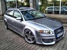 Audi rs4 avant @Carl Pilcher your new daddy mobile