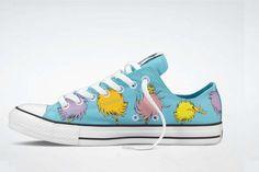 Dr. Seuss's Lorax Converse