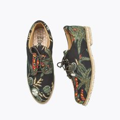 Ali Oxford - Insecta Shoes