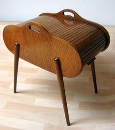 Danish  sewing  box