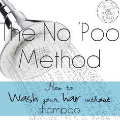 No Poo Method