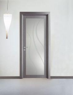 19 fantastiche immagini su porte da interni | Doors, Line e Door design
