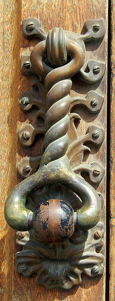 Casa Ramón Casas, BCN, detalle de la puerta