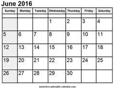 Free Printable Calendar Free Printable Calendar June  Free