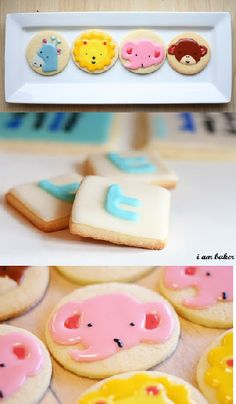 Sweet biscuits  for kids!