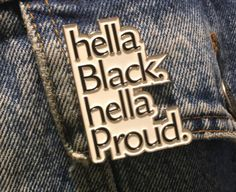 """40 Magnificent Products That Scream """"I'm Black And I'm Proud"""""""