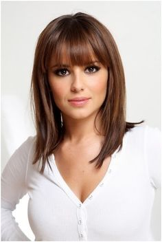 Medium Haircuts for Straight Hair | medium hairstyles for straight hair| medium length hairstyles| medium ...