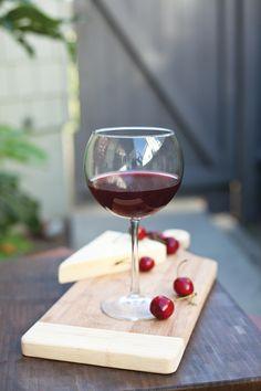 Cheers! Red wine glass - 12 oz