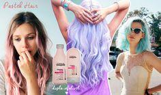 Uma mini trend super fofa que a gente gosta é a dos cabelos coloridos em tons pastel! O Pinterest tá recheado de imagens inspiradoras (a maioria delas photoshopada, mas e daí?) de meninas lindas com cabelos coloridos. E não é coisa só de Editorial de Beleza, não.Exige sim muita atitude e estilo, e claro que …