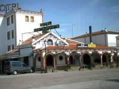 Hotel Restaurante EL MESON - ** hotel, restaurante, wifi, Avda Andalucia, 85