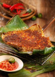 BBQ Stingray, Hawker Style.            THE LIBYAN   Esther Kofod   www.estherkofod.com