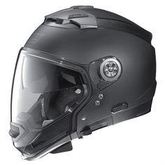 Nolan N44 Evo Flat helmet - Black