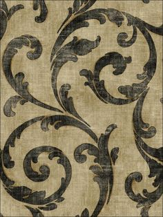 This would be pretty in my new bathroom... wallpaperstogo.com WTG-049225 Sandpiper Studios Traditional Wallpaper