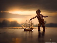 Set Sail by Jake Olson Studios
