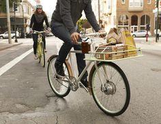 Kickstarter project proposing an electric bike designed for stylish-yet-sensible city-dwellers.