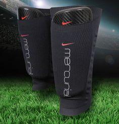 4de91333aa07 Nike's Mercurial Blade Carbon Fiber Shin Guard   Carbon Fiber Gear Soccer Shin  Guards, Soccer