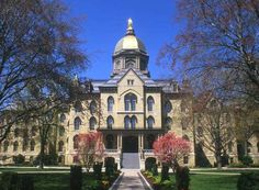 University of Notre Dame. if only, if only.