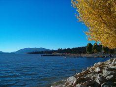 Big Bear Lake, California in Fall   Flickr - Photo Sharing!