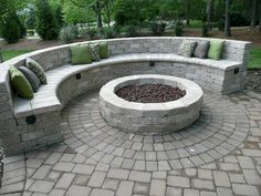 Paver Patio with Fire Pit . Paver Patio with Fire Pit . Durham Fire Pit On Belgard Paver Patio Paver Fire Pit, Fire Pit Bench, Cinder Block Fire Pit, Fire Pit Seating, Diy Fire Pit, Fire Pit Backyard, Seating Areas, Cinder Blocks, Desert Backyard
