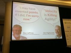 Story points and velocity are killing agility