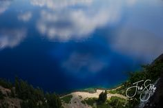 www.jodistilpphotography.com, landscapes, copyright Jodi Stilp Photography LLC, Cloud Reflections in Crater Lake, OR