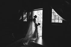 wedding, wedding morning, bride, black and white photo More pictures you will find here: http://www.kobruseva.com/katya-i-kolya-minsk
